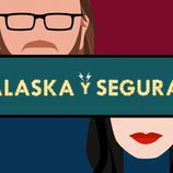 Cabecera de 'Alaska y Segura', el nuevo programa de La 1
