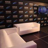 Zona VIP de los 'Born to Be Discovery Awards'