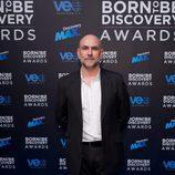 Fernando Jerez en los Born to be Discovery Awards 2015