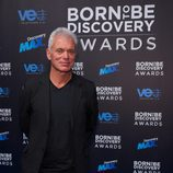 Jeremy Wade en los Born to be Discovery Awards 2015