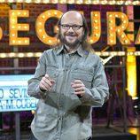 Santiago Segura, copresentador de 'Alaska y Segura'