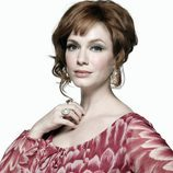 Christina Hendricks en la séptima temporada de 'Mad Men'