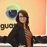 Silvia Abril, colaboradora de 'Guasabi'