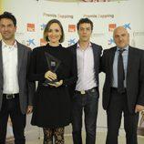 'Los misterios de Laura' galardonada en los premios Zapping 2014