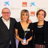 'El objetivo' se hace con uno de los galardones de los premios Zapping 2014