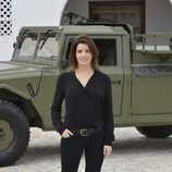 Laia Marull en la presentación de la miniserie 'Los nuestros'