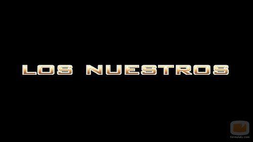 Logo de 'Los nuestros'