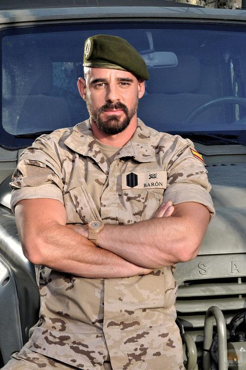 Sergio Torrico es Jony García en 'Los nuestros'