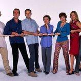 'Siete vidas', la serie que devolvió a la gloria a Amparó Baró