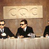 'Caiga quién caiga', los hombres de negro que invadieron Telecinco