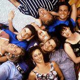 'Sensación de vivir', cuando toda el mundo quería ser Brandon