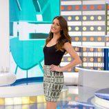 Laura Moure es la nueva azafata de 'La ruleta de la suerte'