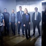 Equipo de 'CSI: Cyber'