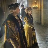 Álvaro y Marina en 'Carlos, Rey Emperador'