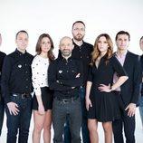 El equipo de la Formula 1 2015 en Antena 3
