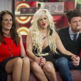 Ángela, Ylenia y Fede en 'GH VIP 3'