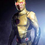 Primera imagen oficial del traje de Anti Flash, nuevo villano de 'The Flash'