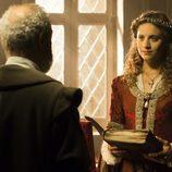 Michelle Jenner como Isabel en el cuarto episodio de 'El ministerio del tiempo'