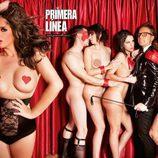 Anabel Pantoja desnuda en Primera Línea