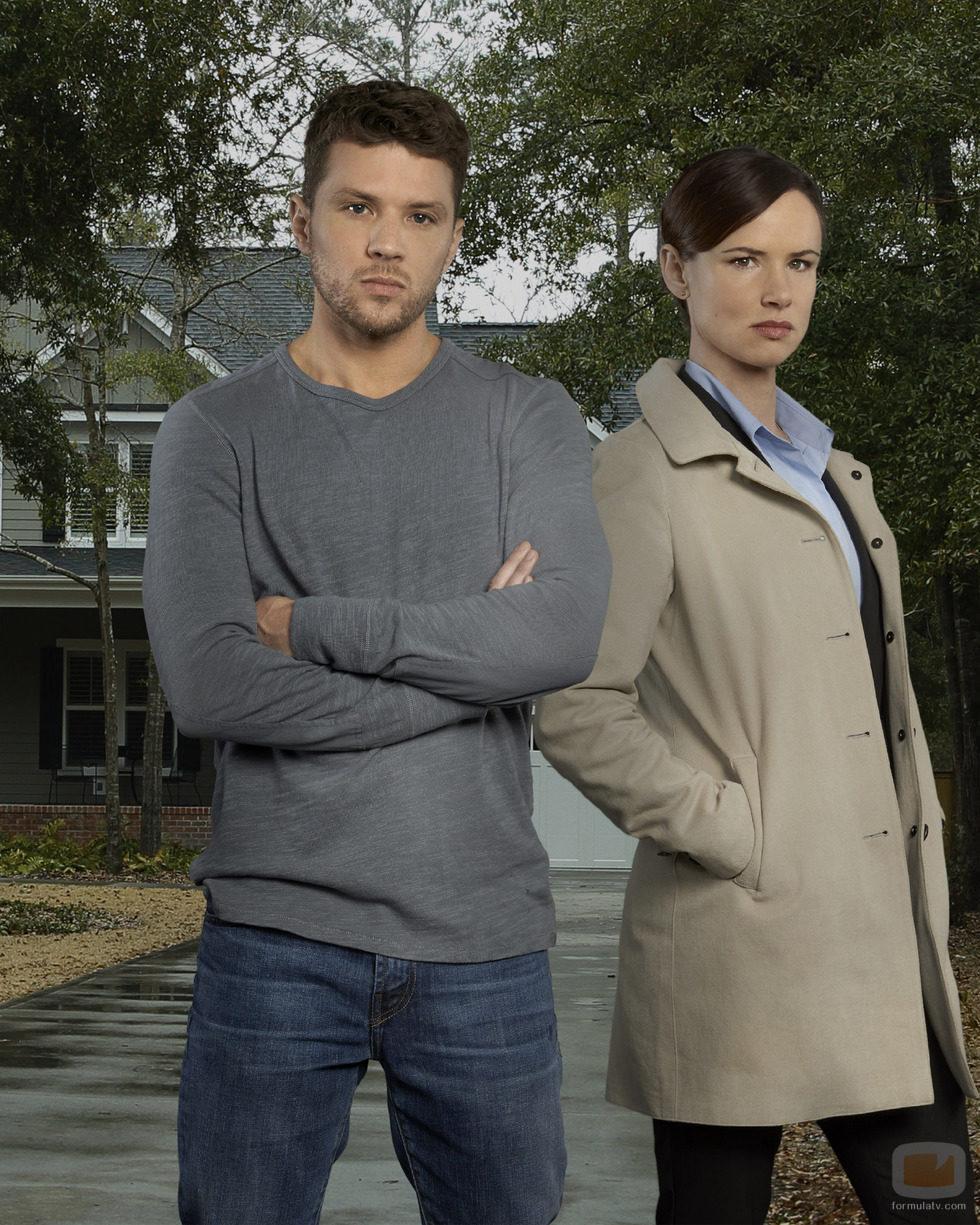Ryan Phillippe y Juliette Lewis en 'Secretos y mentiras'