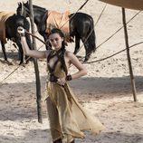 Jessica Henwick como Nym Arena en 'Juego de Tronos'