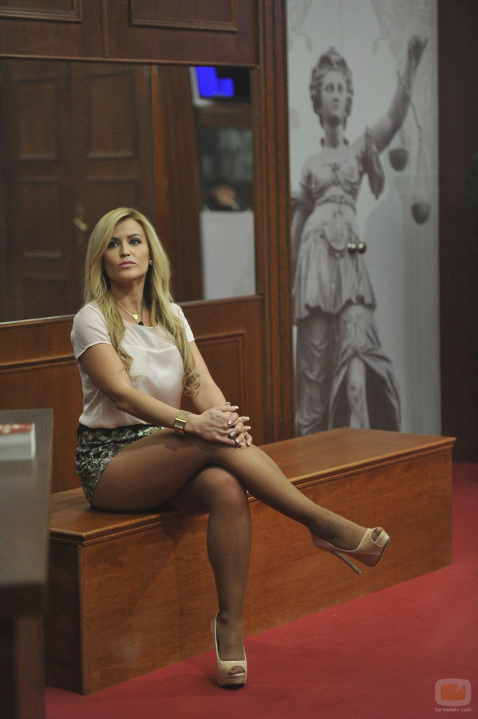 Chari en el juicio de 'GH VIP 3'
