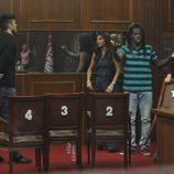 Los concursantes de 'GH VIP 3' en el juicio