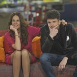 Ángela y Fede en 'GH VIP 3'