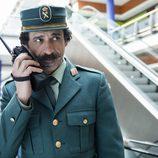 Alonso en el quinto episodio de 'El ministerio del tiempo'