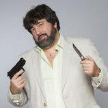 Manolo, un mafioso en 'Aquí Paz y después Gloria'
