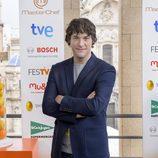 Jordi Cruz en la presentación de 'Masterchef 3' en el FesTVal de Murcia