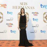 Celia Freijeiro en el photocall del FesTVal de Murcia 2015