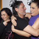 Camela y Alicia Senovilla en los Premios Studio 54