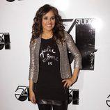 Carmen Alcayde en los Premios Studio 54