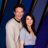 Joaquín Prat Jr. y Raquel Sánchez Silva