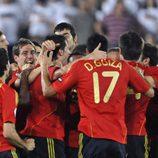 La Roja ¡Campeones de Europa!