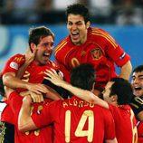 La Roja se alza con el título de Campeones de Europa