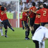España se proclama Campeona de Europa