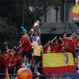 La Selección en Madrid