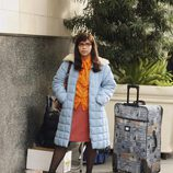 America Ferrera hace las maletas en 'Ugly Betty'