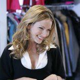 Amanda Tanner en 'Ugly betty', interpretada por Becki Newton