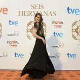 Mariona Tena en el photocall de 'Seis hermanas'