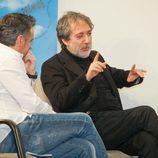 El productor Javier Olivares