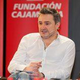 Joseba Fiestras, moderador de la mesa redonda 'Productores ejecutivos'