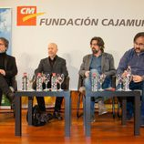 Javier Olivares, Emilio Pina, Teddy Villalba, Víctor García y Álex Pina