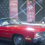 Belén y Aguasantas en los coches de la final de 'GH VIP 3'