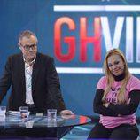Belén sonríe en la final de 'GH VIP 3'