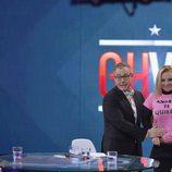 Aguasantas, Belén y Jordi en la final de 'GH VIP 3'