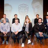 La ficción 'Allí abajo' con Benítez y Gabilondo
