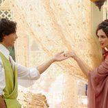 Marco Bocci y Paz Vega protagonizan 'Las mil y una noches'